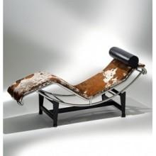 Chaise Long - LC4 - Pelo Bovino